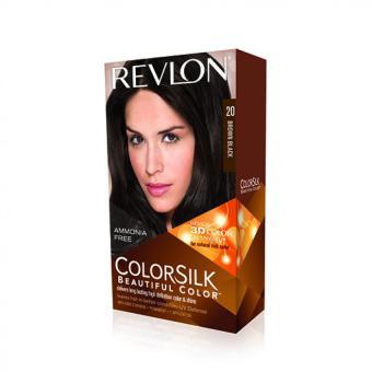 Harga Revlon – ColorSilk beautiful Color Brown Black No 20 Murah