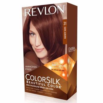 Harga Revlon ColorSilk Hair Color – Dark Auburn Murah