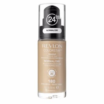 Revlon ColorStay Liquid For Normal-Dry Skin Foundation - Sand Beige 180 [30 mL]