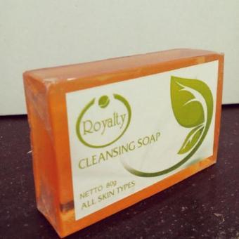 Sabun Pemutih Wajah Penghilang Flek, Jerawat dan Bopeng Herbal Ampuh - 2