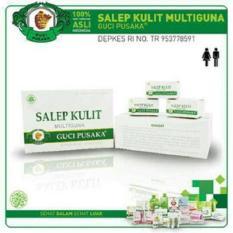 SALEP KULIT MULTIGUNA CAP GUCI PUSAKA Paket 3 PcsIDR95000 Rp 95 000 .