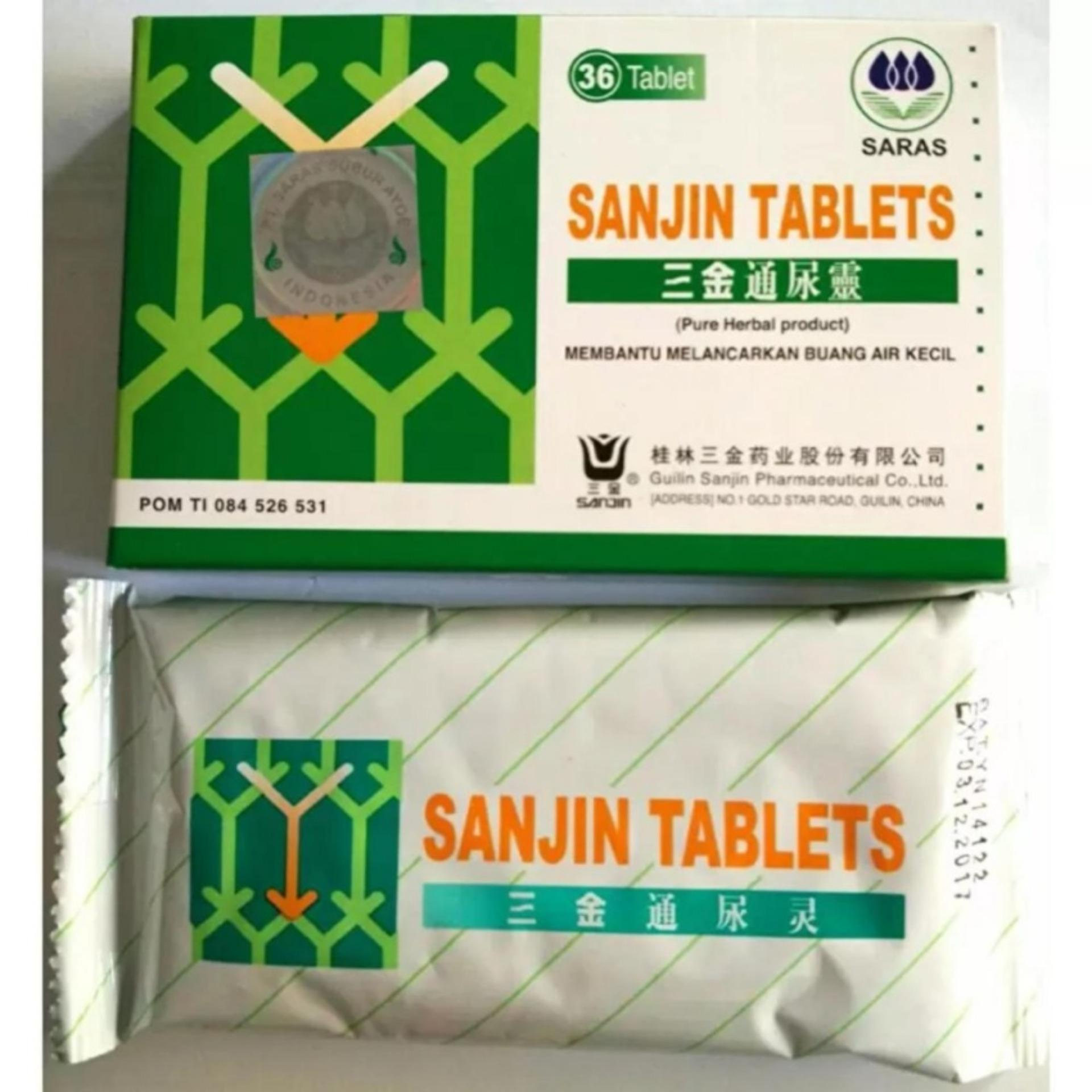 Sanjin Tablets Obat Hiv Aids Gonore Ampuh Sipilis Raja Singa Cek Sakit Go Isk