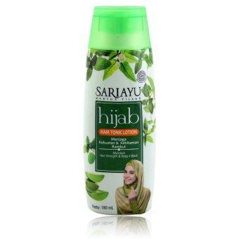 Harga sariayu hijab hair tonic 180 ml Murah