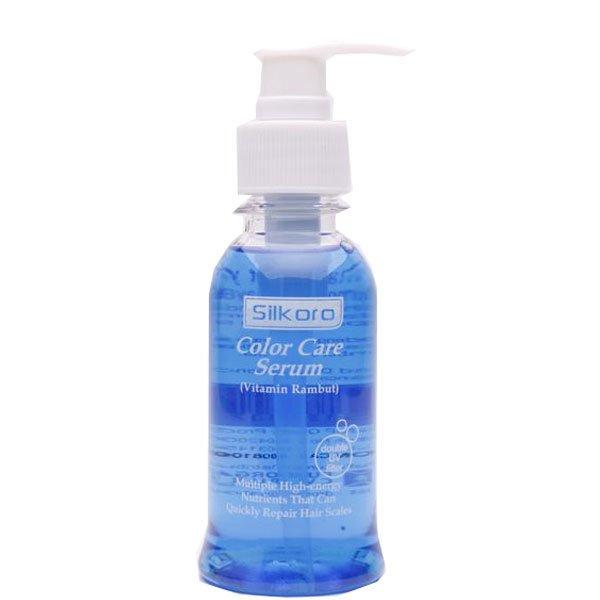 Flash Sale Silkoro Color Care Serum Biru 160 ml