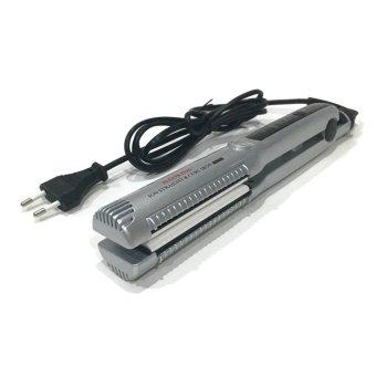 Harga Sonar Professional Pro Slimline Alumunium Hair Iron – SN 762-Silver Murah