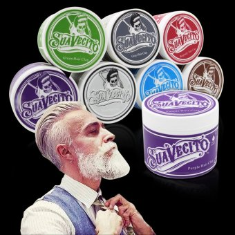 Suavecito Pomade Hair Clay Colour - Blue
