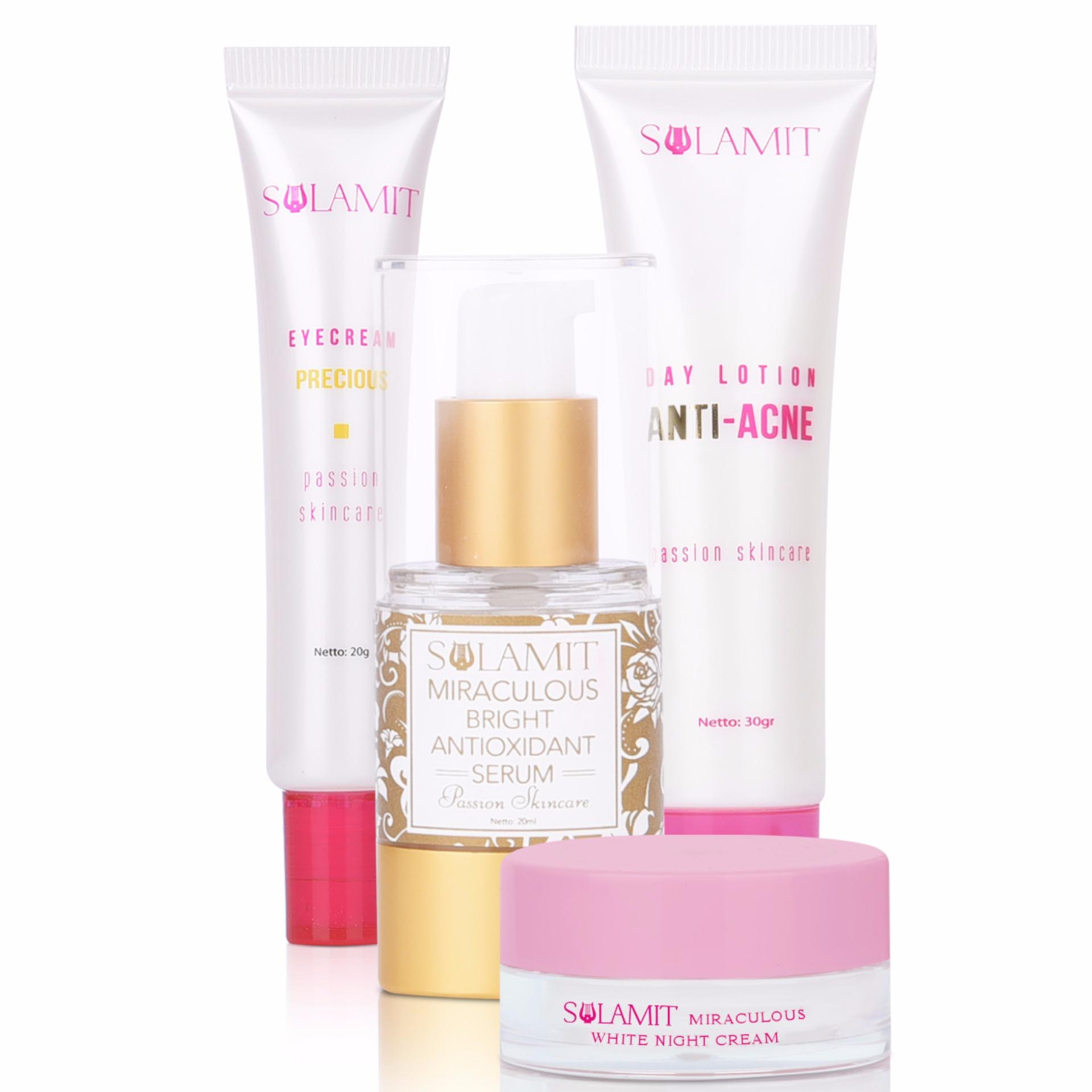 ... SULAMIT Paket Acne 2 - Perawatan Kulit Skincare ...