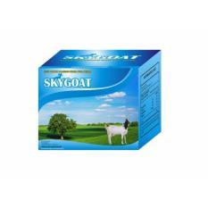 Susu Kambing Etawa - Etawa Skygoat 1 Box isi 10 Sachet -  Rasa Original