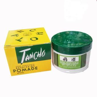 Harga Tancho Pomade Hijau Vintage 40gr Murah