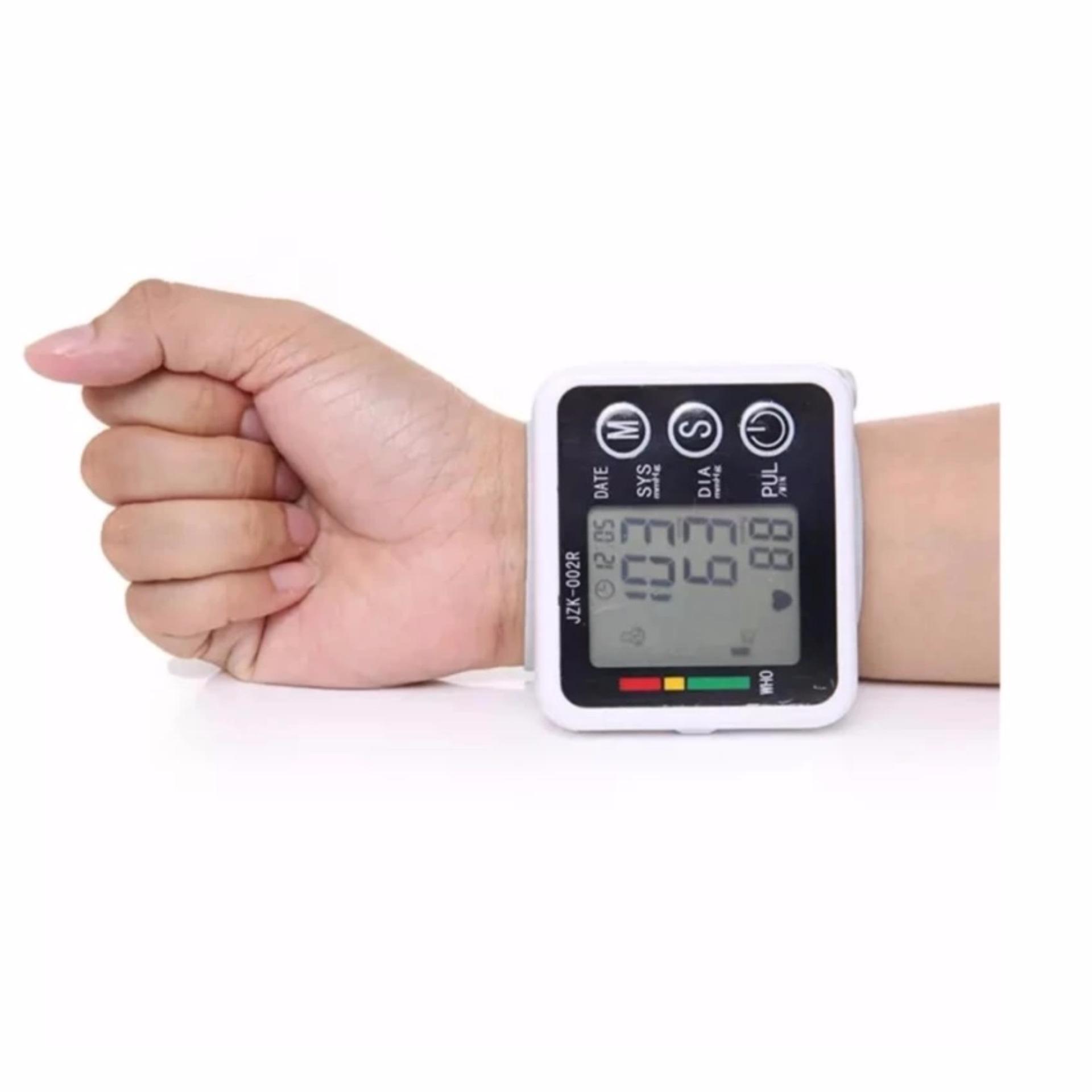 Anggaran Terbaik Tensi Digital Alat Ukur Tekanan Darah Tinggi Tensimeter Wristband