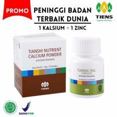 Rp 366.100. Tiens Peninggi Badan Terbaik Dunia Paket 1 Tiens Nutrient High Calsium Powder Dan Zinc ...