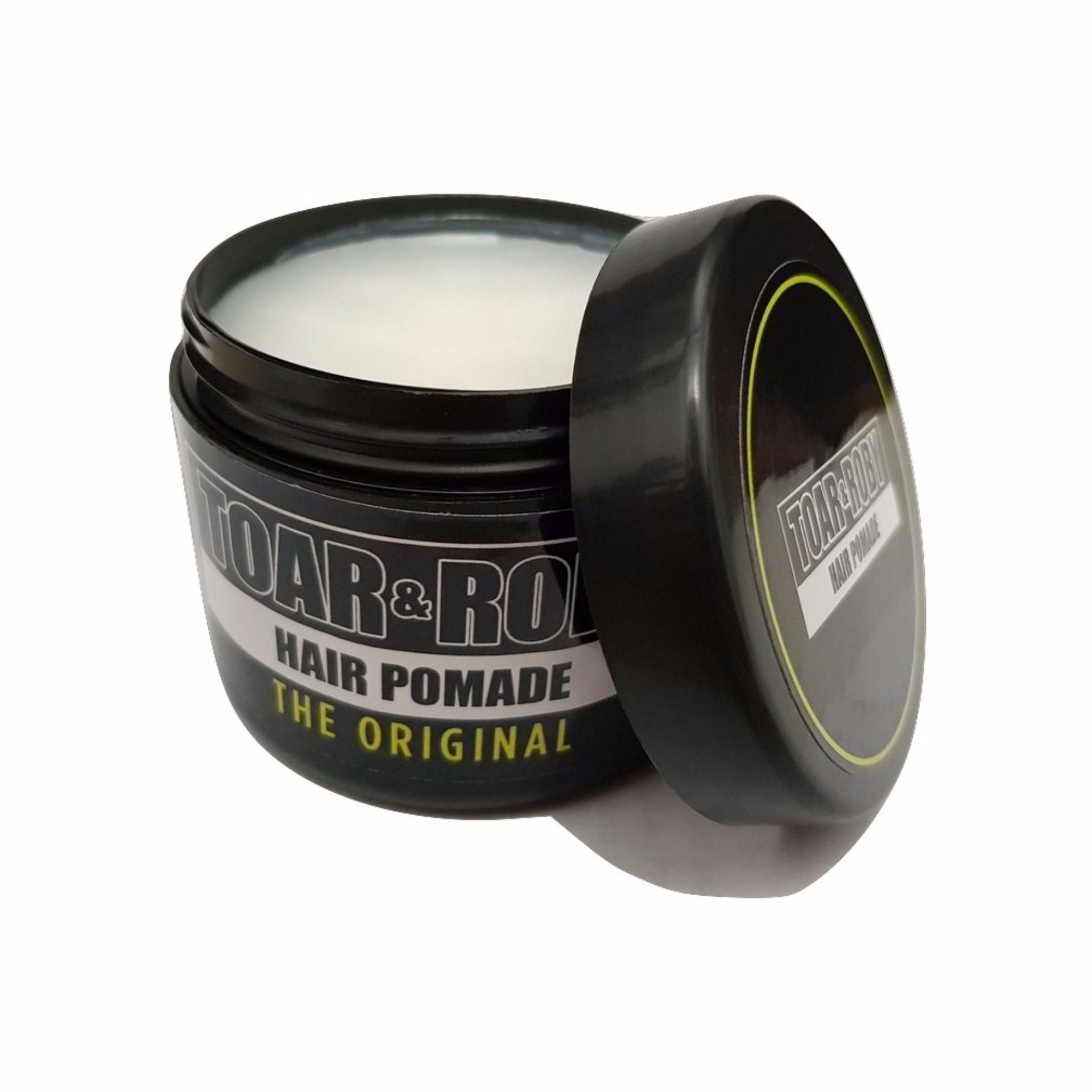 JUAL Toar and Roby Medium Oilbase Pomade Terbaik