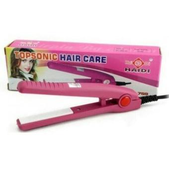 Harga Top Sonic Hair care mini catok rambut Murah