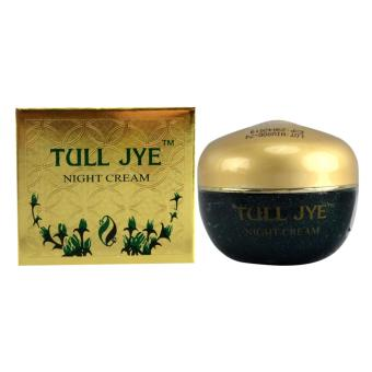 Tull Jye Night Cream B Hijau - 20g