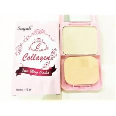 Two Way Cake Collagen BPOM