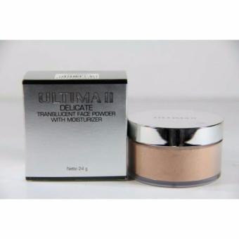 ULTIMA II Delicate Translucent Face Powder with Moisturizer 24 gr -021 Neutral