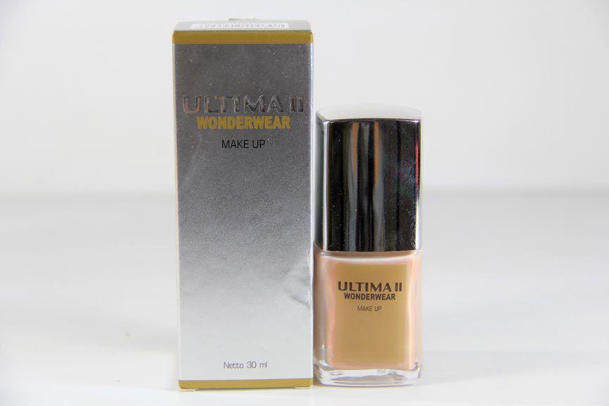 ... ULTIMA II Wonderwear Make Up - 03 Neutral Cool 30 ml ...