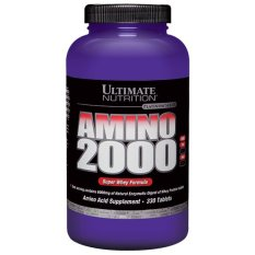 Ultimate Nutrition Amino 2000 - 330 Tablet