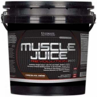 Ultimate Nutrition Muscle Juice Revolution 11.10 lbs - Chocolate