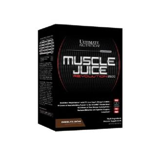 Ultimate Nutrition Muscle Juice Revolution 2 lb Chocolate