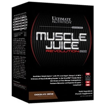 Ultimate Nutrition Muscle Juice Revolution 2 lb Vanilla