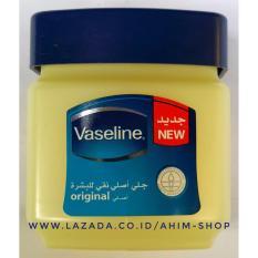 Vaseline 60ml Petroleum Jelly Asli Murni 100% Original Arab – Segel Tiga Tahap Pemurnian (Triple Purification)