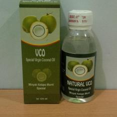 VCO Minyak kelapa murni spesial 125 ml