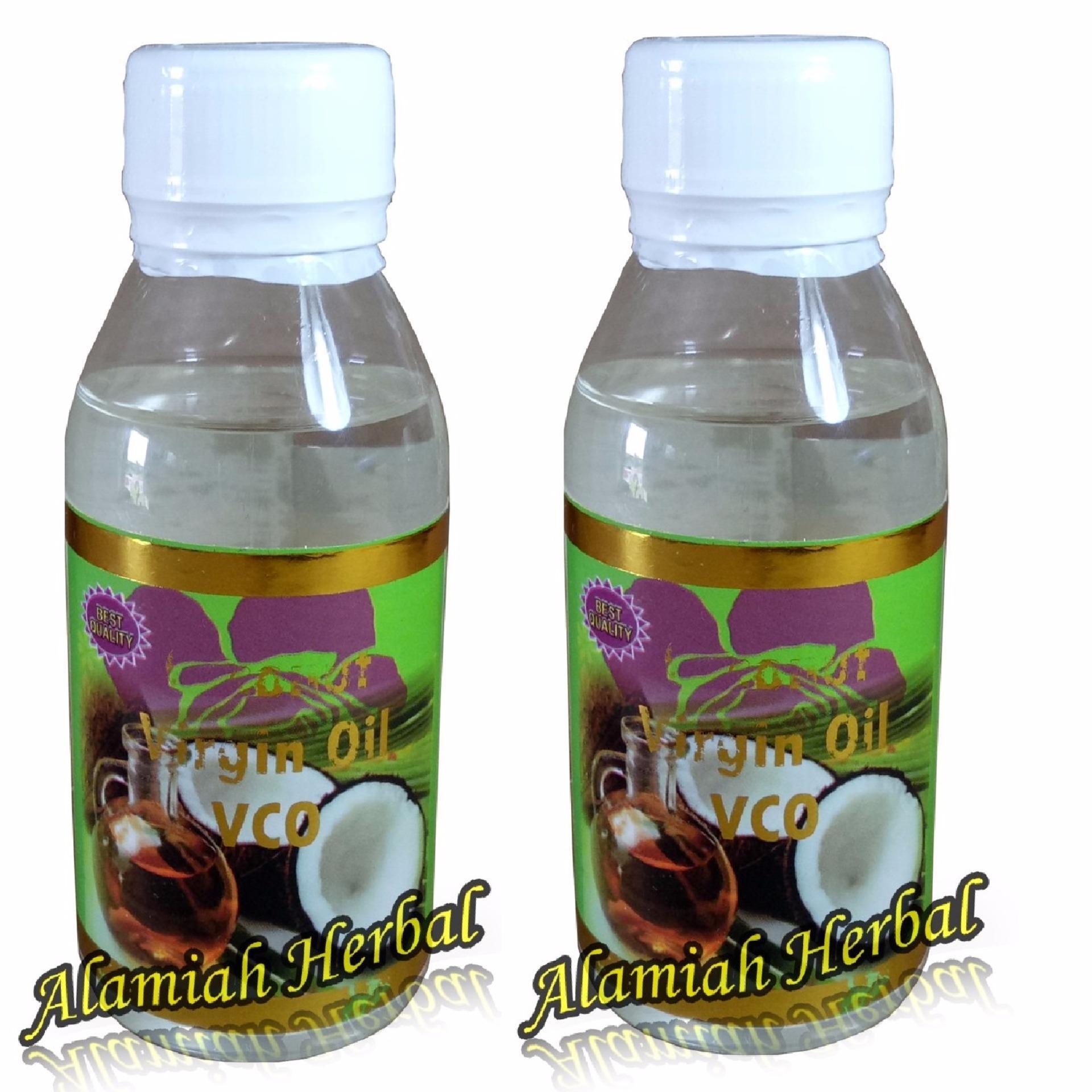 Tazakka Vicoma Virgin Coconut Oil Vco Minyak Kelapa Murni 120ml Kapsul Eza Paket 2pcs
