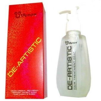 Harga Venon Hair Treatment Coat Red 160 ml Murah