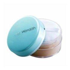 Wardah Everyday Luminous Face Powder - Bedak Tabur - 01 Light Beige