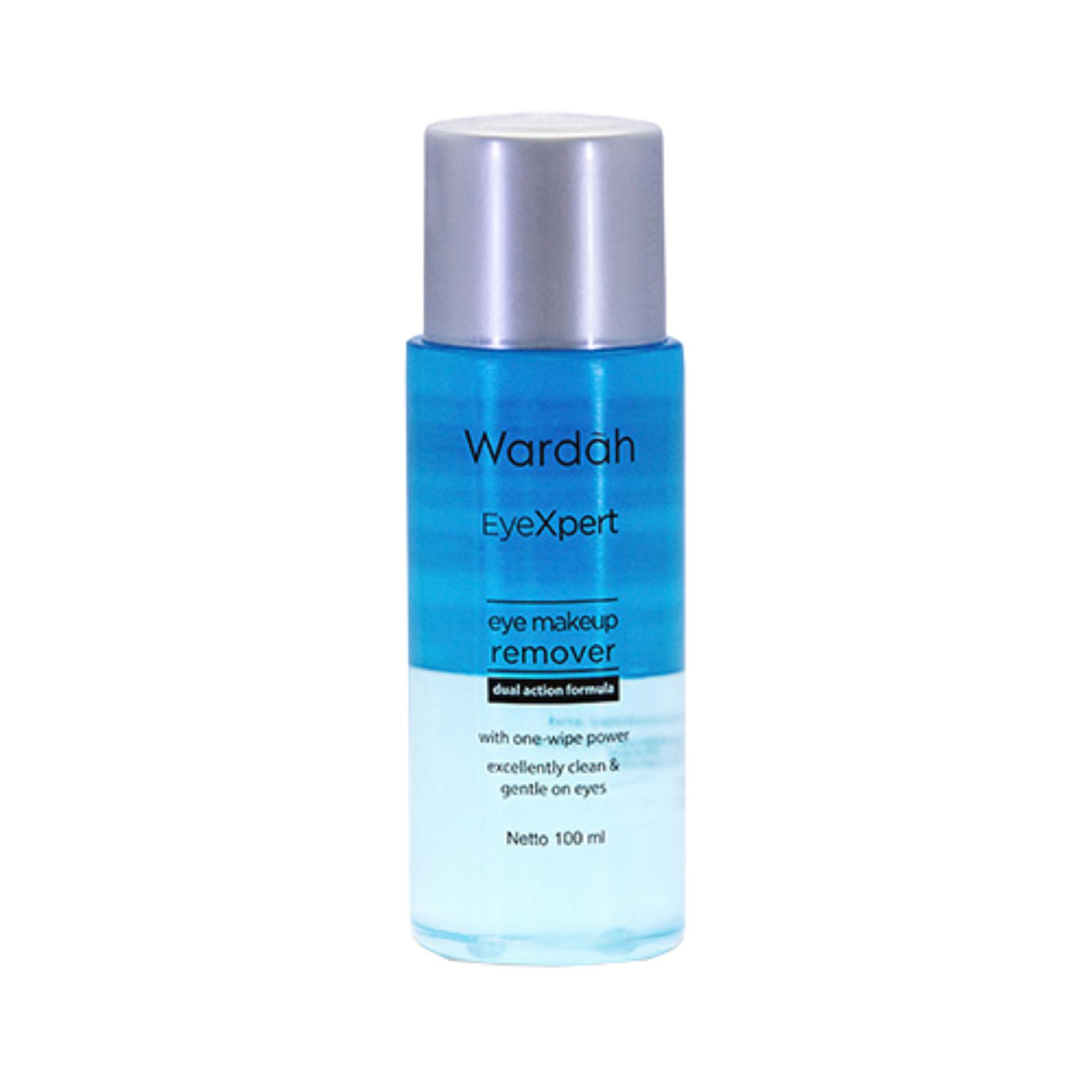 Wardah eyexpert eye make up remover 100ml
