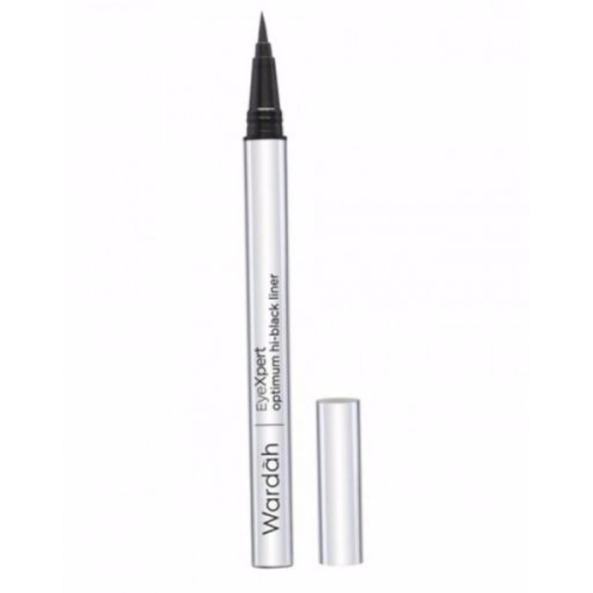 Daftar Harga Wardah Eyexpert Optimum Eyeliner Pen Eye Liner Spidol