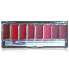 Wardah Lip Palette Perfect Red (10g)