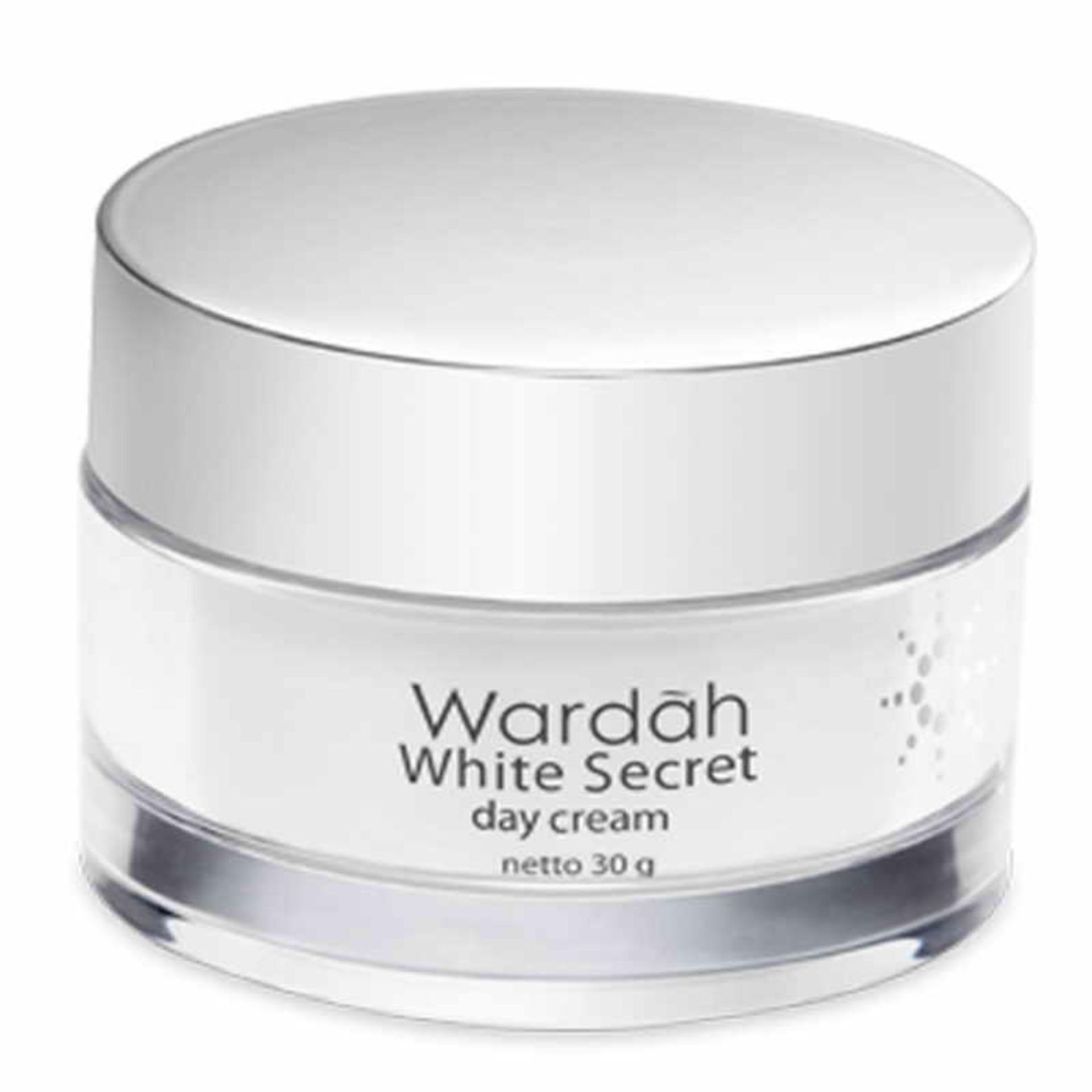 ... WARDAH White Secret Day Cream 30gr ...
