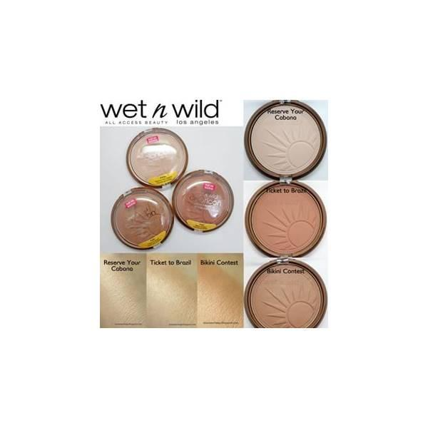 Flash Sale Wet N Wild Color Icon Bronzer