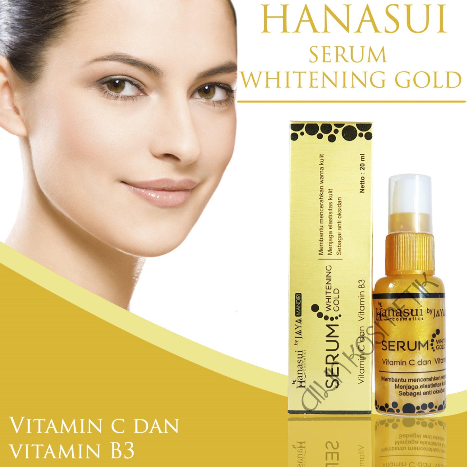 ... Botol Page 5 Source · Flash Sale Whitening Serum Gold Hanasui Jaya Mandiri BPOM