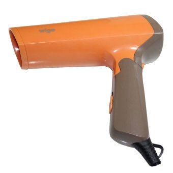 Harga Wigo – W365 Pengering Rambut Portable – Orange Murah