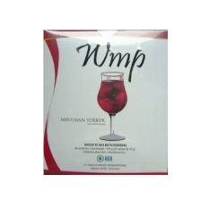 WMP, Weight Management Program, Membentuk Badan Ideal - Isi 15 Sachet
