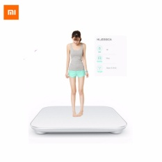 Xiaomi Mi Smart Scale International Bluetooth 4.0 LED Display for Android / iOS - White