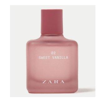 Zara 01 Sweet Vainilla Edt 100ml