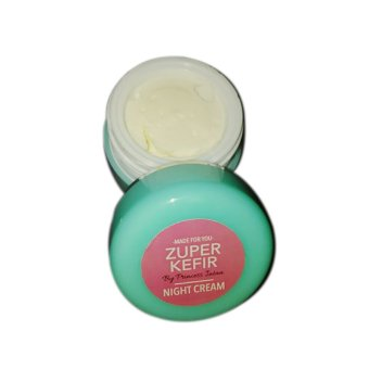 Zuper kefir organic - Night Cream Kefir