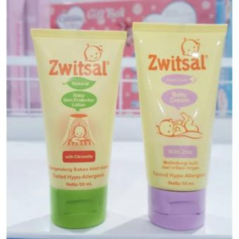 Zwitsal Baby Cream 50Ml