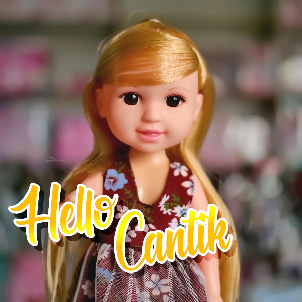 Yjm Bestseller Boneka Cantik Imut Dan Lucu Jelena Mainan Boneka Anak Boneka Barbie Anak Lazada Indonesia
