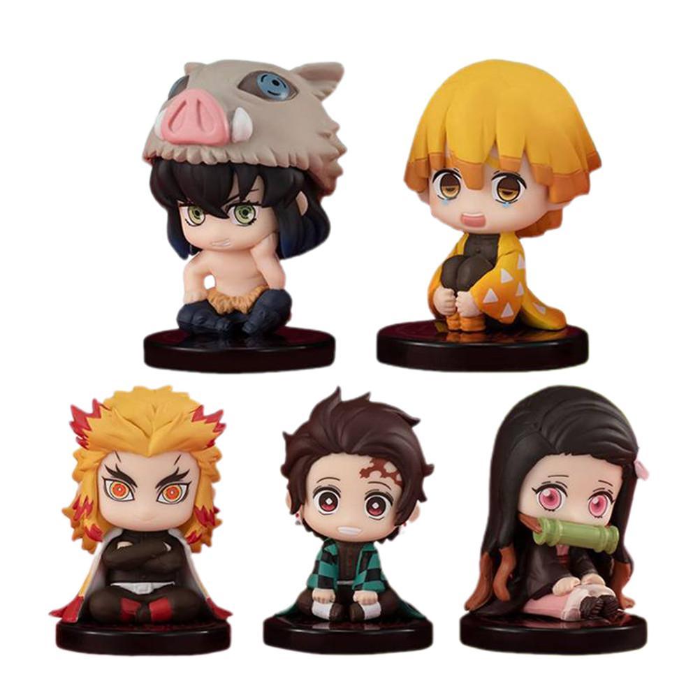 Búp Bê Nhân Vật Anime Phim Hoạt Hình Đồ Trang Trí Búp Bê, Đồ Trang Trí PVC  Cho Phòng Ngủ, Cạnh Giường Phòng Khách   Mô hình nhân vật
