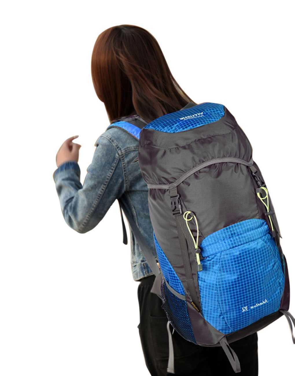 ... Adapula Ultra Profesional Luar Ruangan Tahan Air Tas LipatClimbling Packable Hiking Ransel Perjalanan Ransel Semua KebutuhanBisnis ...
