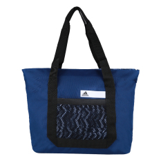 Adidas Good Tote Bag - Mystery Blue S17-Mystery Blue S17-Black