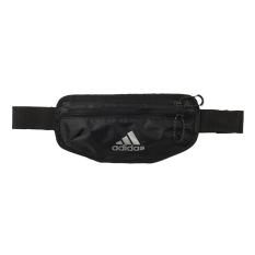Adidas Run Waistbag Tas Olahraga Lari Unisex - Black/Black/Msilve