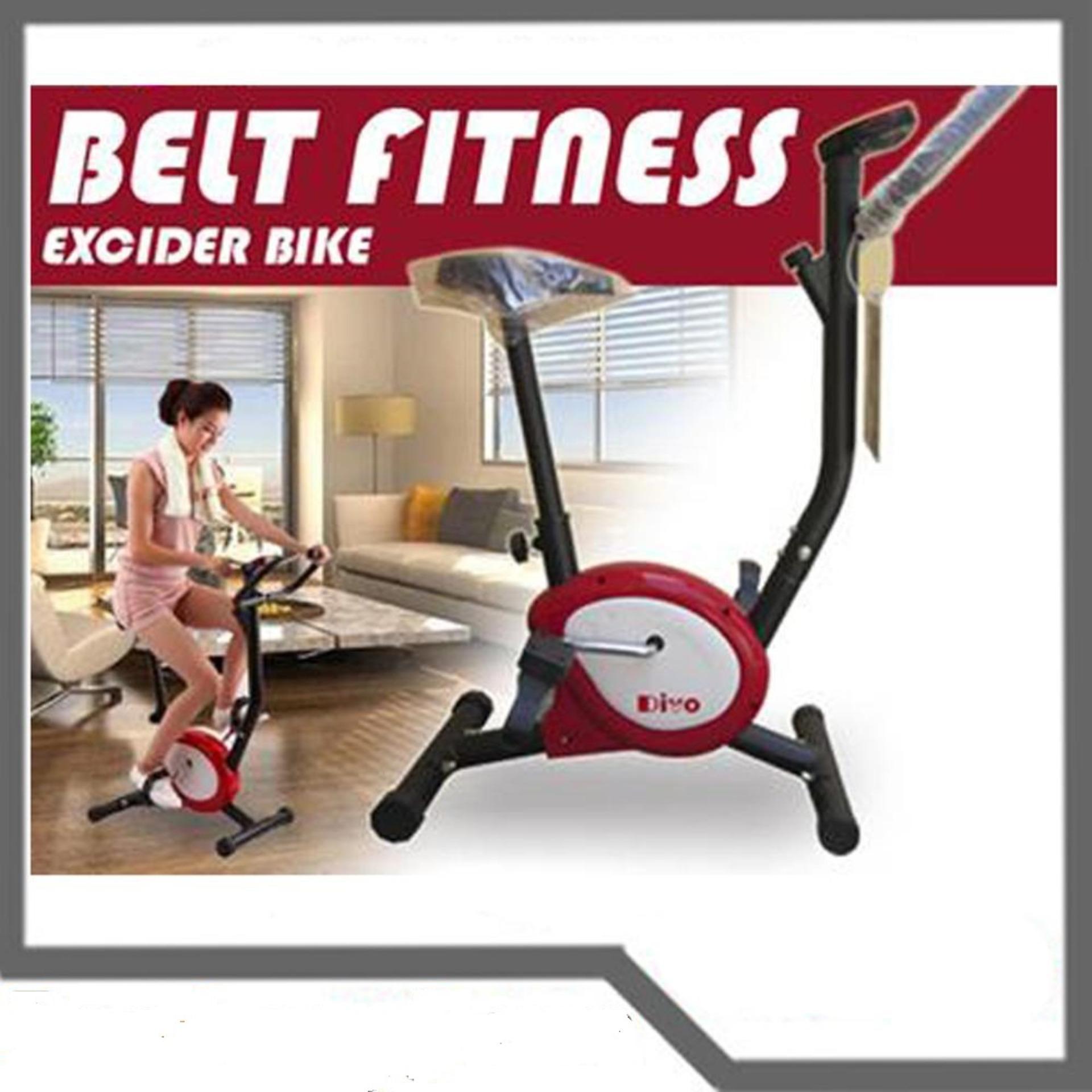 Total Fitness Sepeda Statis Magnetik Tl 930 Bisa Cod Cek Harga Spinning Bike Tl8555 Alat Belt Fitnes Divo