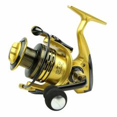 All-metal arm 13+1BB spinning fishing reel EVA Handle fishing reels3 colors 1000