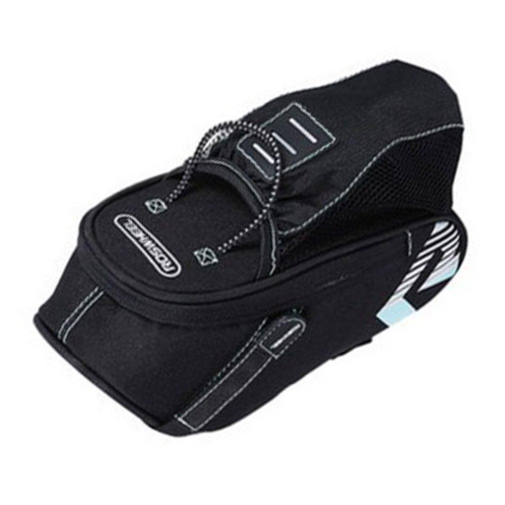 ... Allwin Rainproof Bicycle Bag Cycling Mountain Bike Back Seat Tail Pouch Bottle Bags Black - intl ...